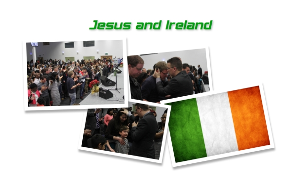 Jesus and Ireland